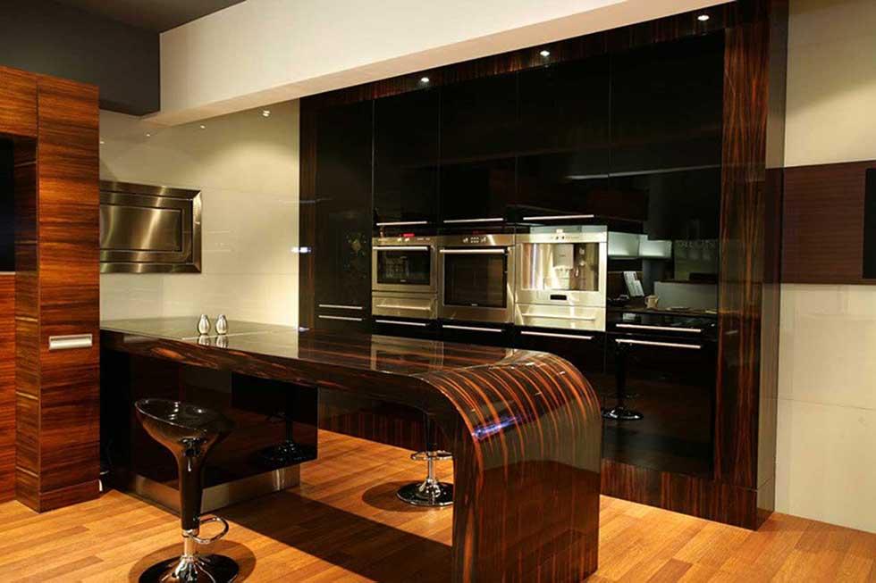 Meble New York  Meble na Wymiar  Kuchnie, Szafy, Wałbrzych -> Kuchnie Z Fornirem