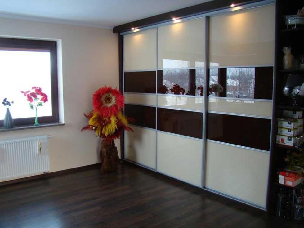 Шкаф с матовым стеклом - шкафы - каталог - life style.